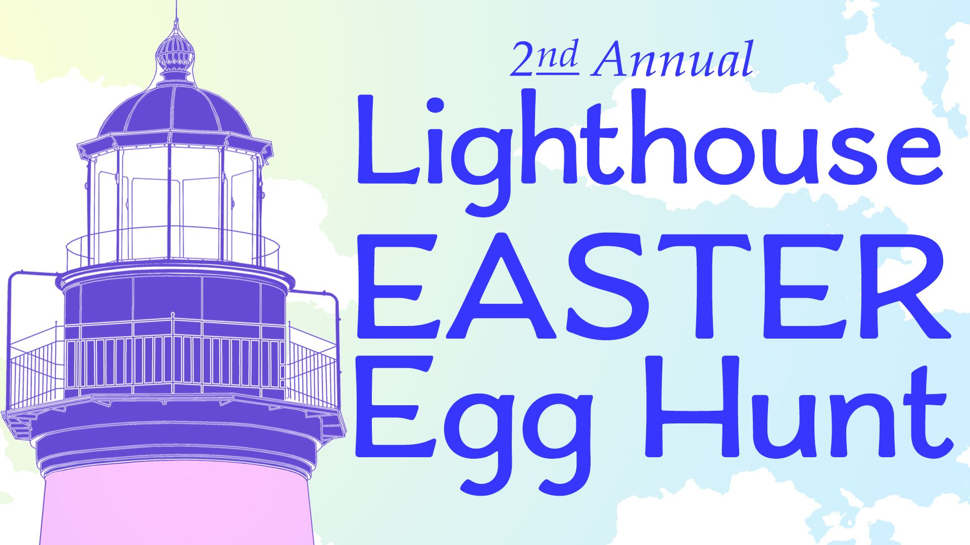 The City of Port Isabel is sponsoring the 2nd Annual Lighthouse Easter Egg Hunt on the grounds of th