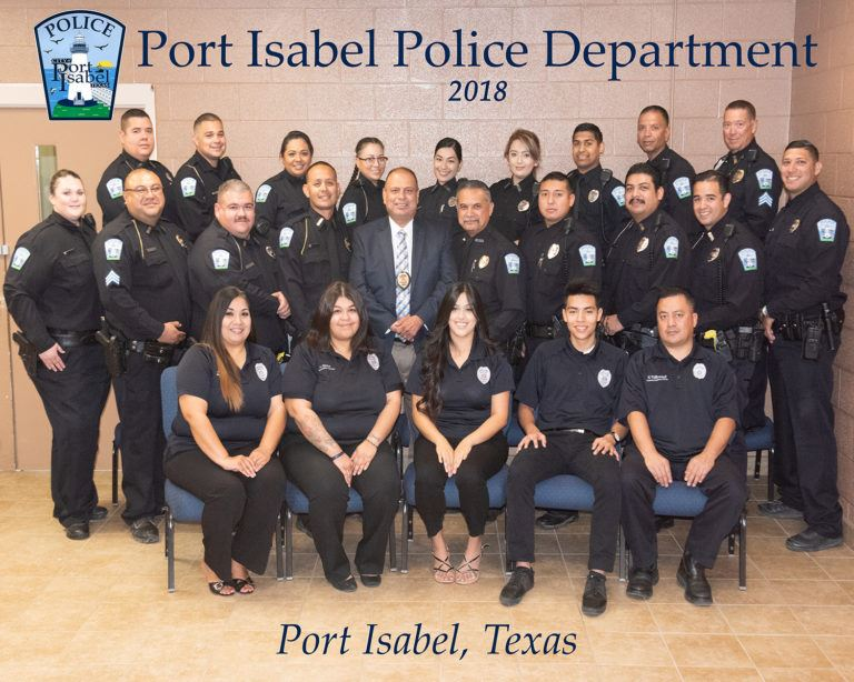 2018 Port Isabel Police Department